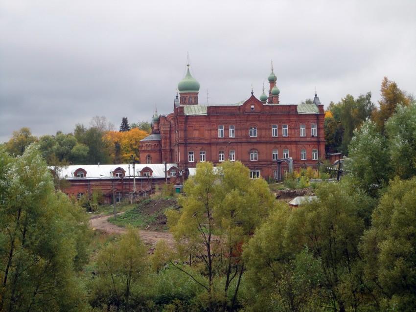 Церковь Иоанна Лествичника в Семинарском корпусе, Сергиев Посад