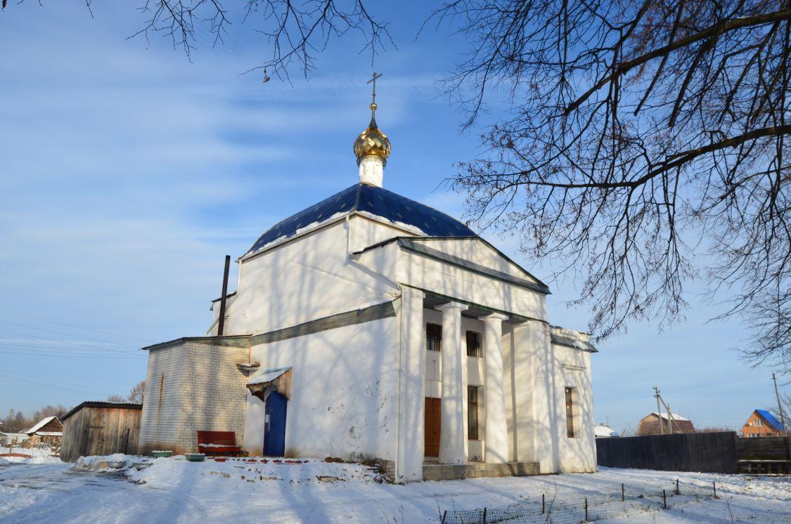 Церковь Рождества Пресвятой Богородицы, Иваново