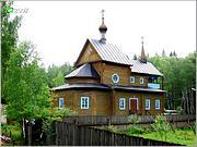 Церковь Спаса Нерукотворного Образа - Красная Горбатка - Селивановский район - Владимирская область