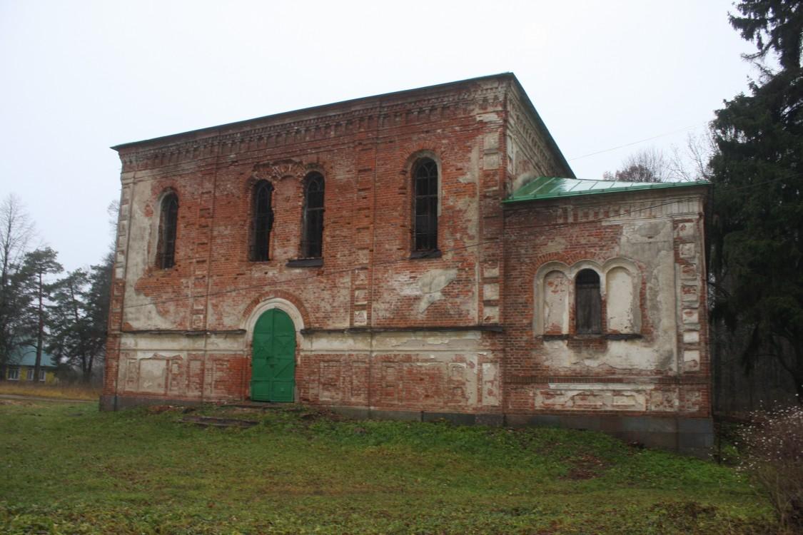 Церковь Александра Невского, Новоалександровский