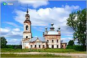 Церковь Илии Пророка - Ильинское - Селивановский район - Владимирская область