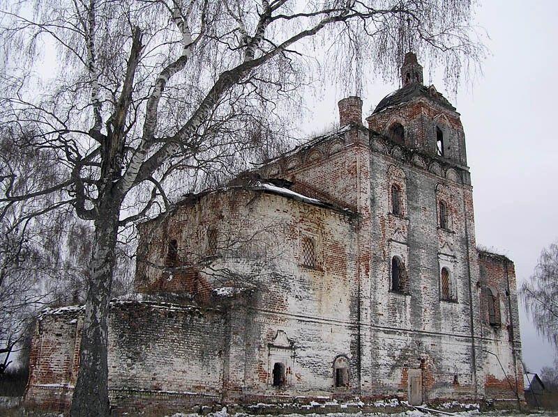Церковь Илии Пророка, Кожино