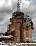 Церковь Сергия Радонежского - Гремячий ключ, родник - Сергиево-Посадский район - Московская область