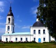 Дмитриевский Погост. Успения Пресвятой Богородицы, церковь