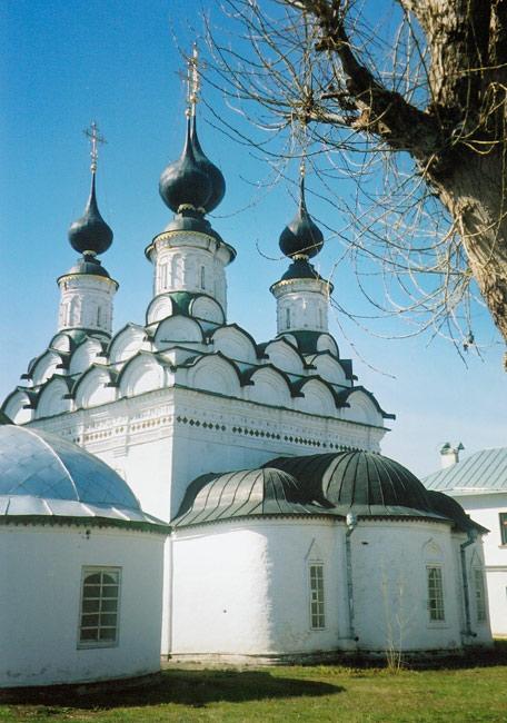 Церковь Лазаря Четверодневного, Суздаль