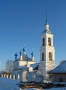 Домнино. Монастырь Святых Царственных страстотерпцев. Церковь Успения Пресвятой Богородицы