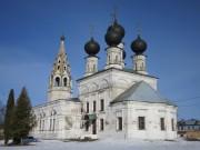 Церковь Воскресения Христова - Сусанино - Сусанинский район - Костромская область