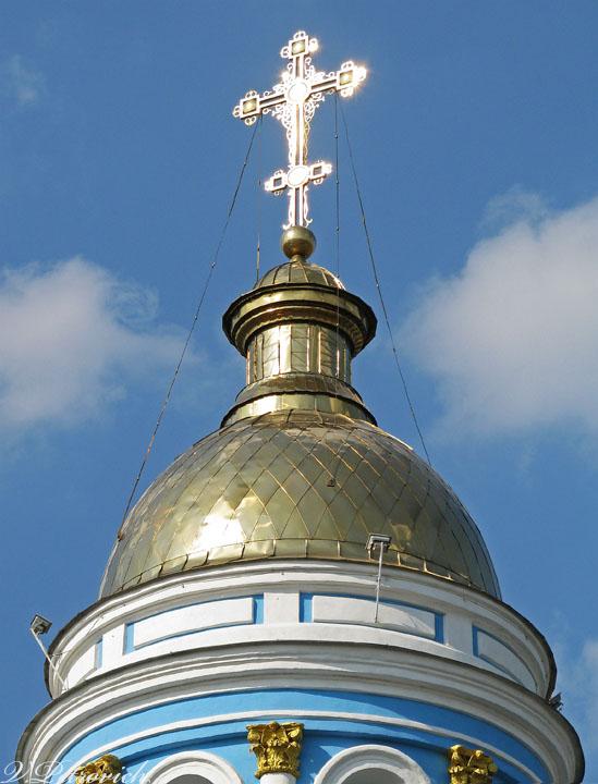 Кафедральный собор Вознесения Господня, Изюм