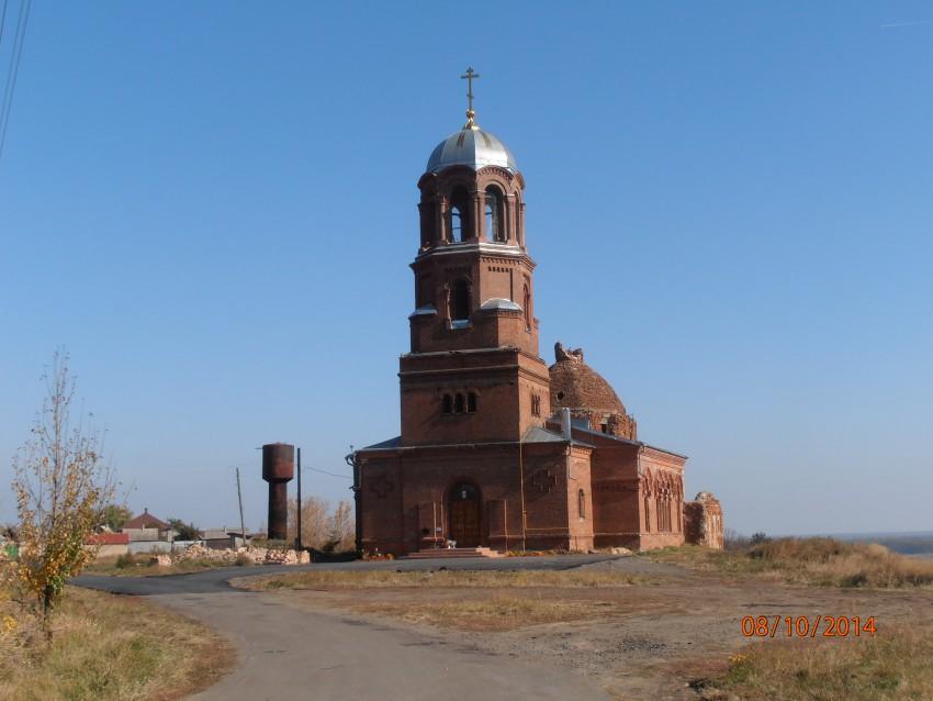 Церковь Покрова Пресвятой Богородицы, Бобров