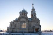 Собор Спаса Нерукотворного Образа - Кукобой - Первомайский район - Ярославская область