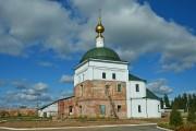 Искра. Георгиевский монастырь. Церковь Георгия Победоносца