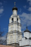Киржач. Благовещенский женский монастырь. Церковь Всех Святых с колокольней