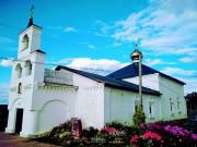 Решма. Макариев Решемский монастырь. Церковь Николая Чудотворца