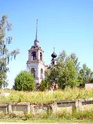 Церковь Покрова Пресвятой Богородицы - Новленское - Юрьевецкий район - Ивановская область