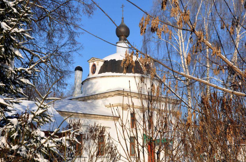 Церковь Троицы Живоначальной, Москва
