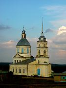 Церковь Михаила Архангела - Симбухово - Мокшанский район - Пензенская область