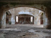 Церковь Вознесения Господня - Полуево, урочище - Починковский район - Смоленская область