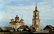 Церковь Богоявления Господня - Еськи - Бежецкий район - Тверская область