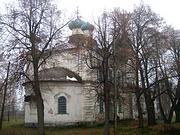 Церковь Рождества Христова - Сосновец - Родниковский район - Ивановская область