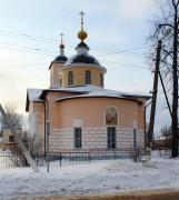 Новоникольское. Вознесения Господня (Николая Чудотворца), церковь