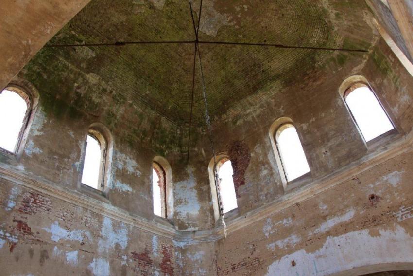 Церковь Вознесения Господня, Полуево, урочище