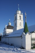 Церковь Спаса Преображения - Спасс - Волоколамский район - Московская область