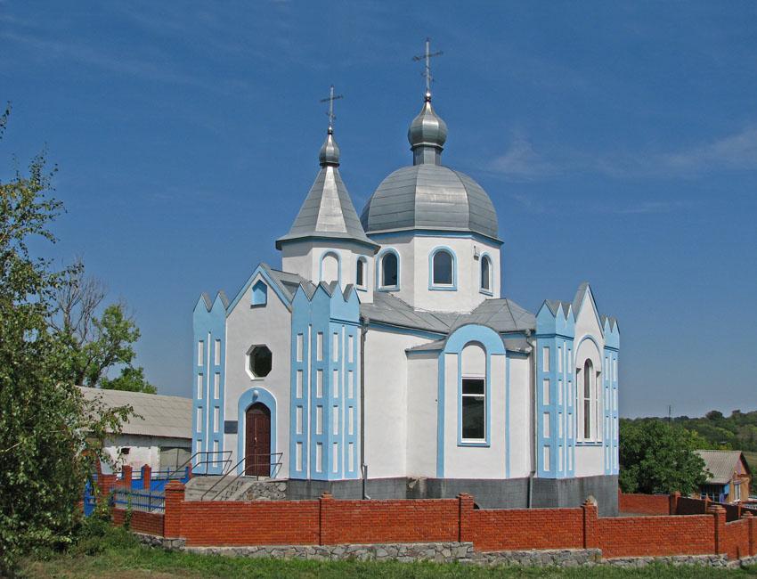 Церковь Покрова Пресвятой Богородицы, Дублянка