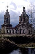Церковь Троицы Живоначальной - Заборовье - Калининский район - Тверская область