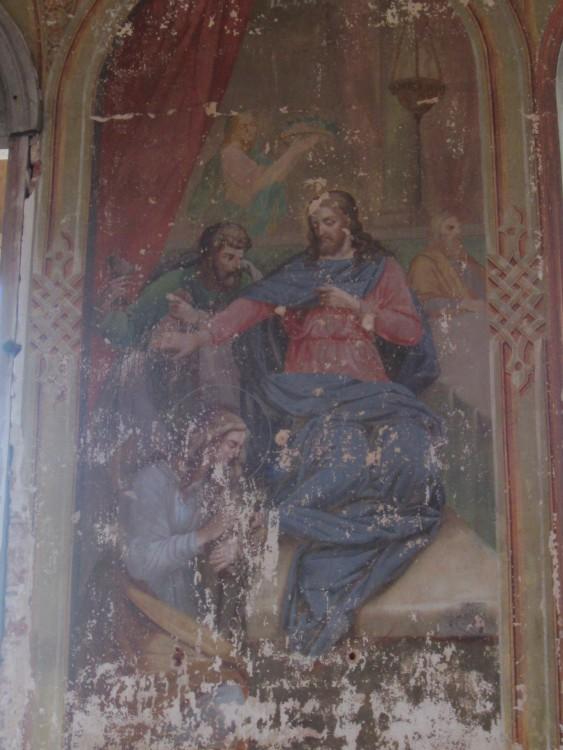 Церковь Троицы Живоначальной, Заборовье
