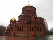 Новосибирск. Александра Невского, собор
