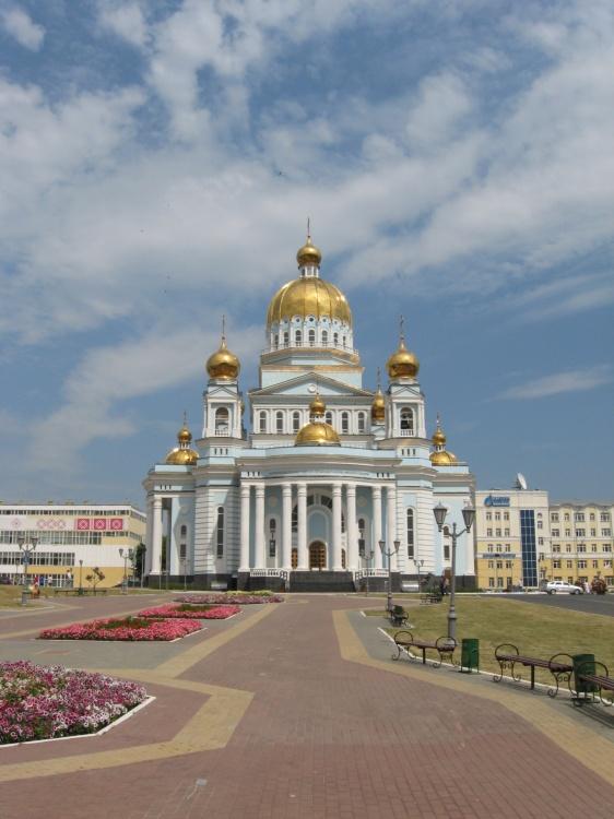 Кафедральный собор Феодора Ушакова-Саранск-г. Саранск-Республика Мордовия
