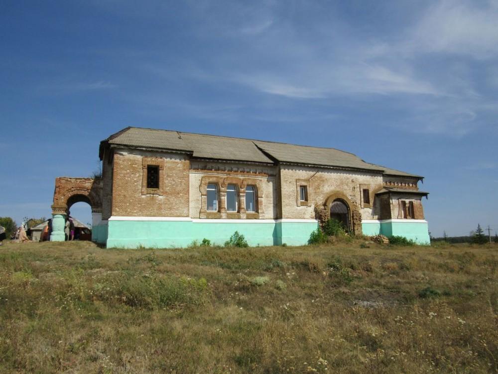 Церковь Иоанна Предтечи, Гнилица Первая
