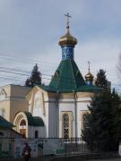 Новосибирск. Всех Святых, в земле Сибирской просиявших, часовня