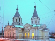 Лихославль. Успения Пресвятой Богородицы, церковь
