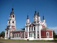 Церковь Покрова Пресвятой Богородицы - Большое Туманово - Арзамасский район и г. Арзамас - Нижегородская область