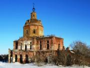 Церковь Димитрия Солунского-Нестерово-Пителинский район-Рязанская область-uchazdneg