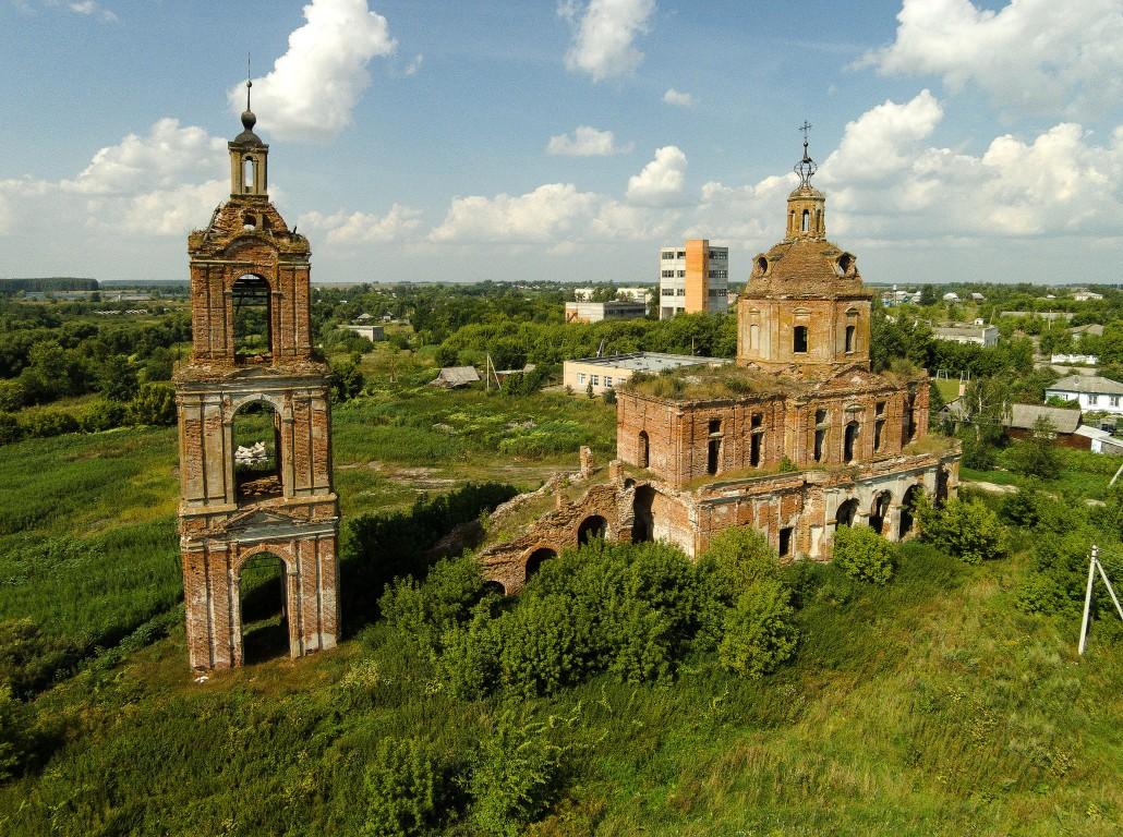 Церковь Димитрия Солунского-Нестерово-Пителинский район-Рязанская область