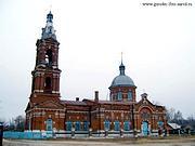 Церковь Спаса Нерукотворного Образа - Ерахтур - Шиловский район - Рязанская область