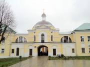 Христорождественский монастырь. Надвратная церковь Спаса Преображения - Тверь - г. Тверь - Тверская область