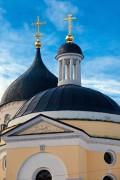 Тверь. Христорождественский монастырь. Надвратная церковь Спаса Преображения