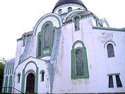 Христорождественский монастырь. Кафедральный собор Воскресения Христова - Тверь - г. Тверь - Тверская область