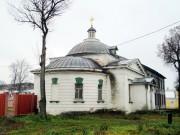 Христорождественский монастырь. Больничная церковь Троицы Живоначальной - Тверь - г. Тверь - Тверская область