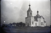 Церковь Василия Великого - Васильевское - Новгородский район - Новгородская область