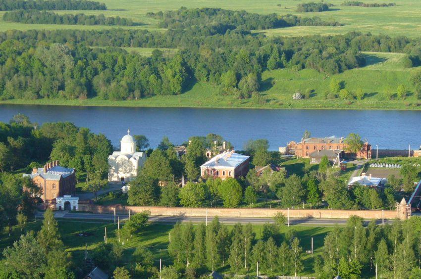 Староладожский Успенский девичий монастырь, Старая Ладога