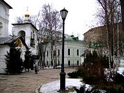 Сретенский  монастырь - Москва - Центральный административный округ (ЦАО) - г. Москва