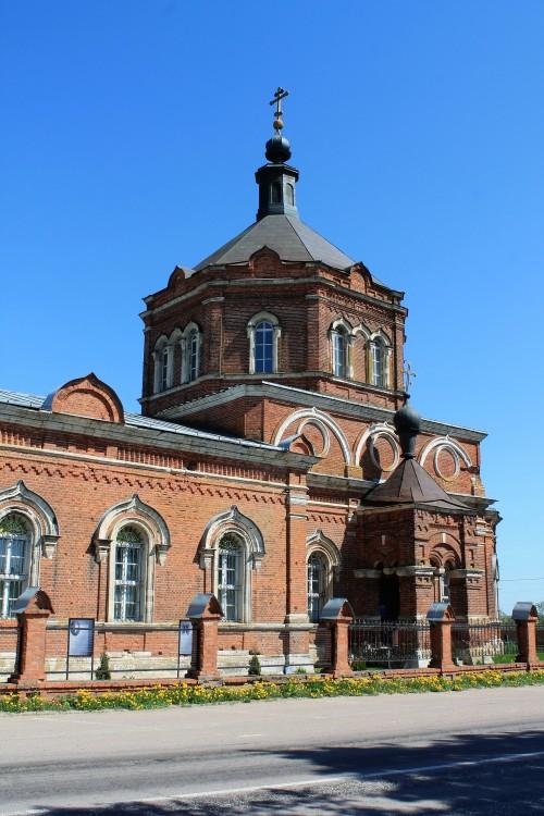 Церковь Рождества Пресвятой Богородицы, Суворово