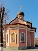 Донской. Донской монастырь. Церковь Александра Невского