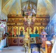 Молжаниновский. Уара Египетского на Машкинском кладбище, церковь