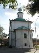 Церковь Покрова Пресвятой Богородицы на Торгу - Вологда - г. Вологда - Вологодская область