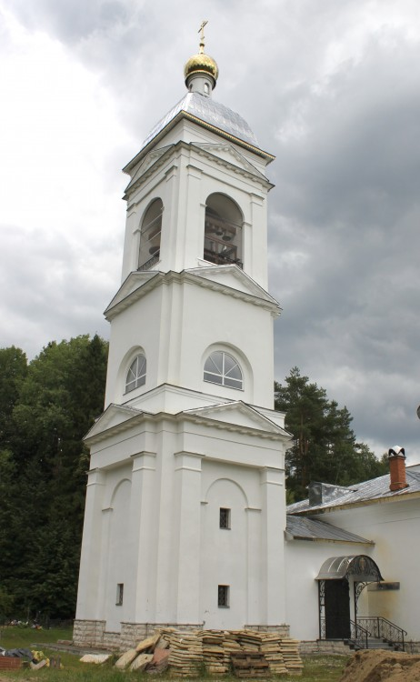 Церковь Андрея Первозванного, Андреевский погост